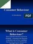 Rural Consumer Behaviour