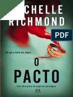 Michelle Richmond - O Pacto