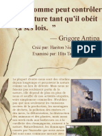 La nature(L.franceză)