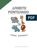 Abecedário Pontilhado Animais