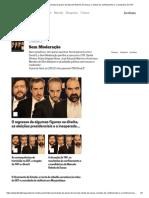 Sem Moderação - A tomada de posse de Marcelo Rebelo de Sousa, o estado do confinamento e o centenário do PCP
