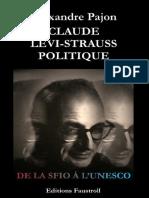 Pajon, Claude Lévi-Strauss, politique 2007