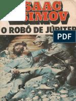O Robo de Jupiter - Isaac Asimov