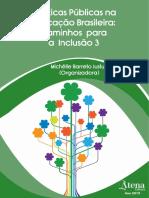 E BOOK Politicas Publicas Na Educacao Brasileira Caminhos Para a Inclusao 3