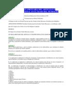 LEYREGLAMENTARIADELARTICULO27CONSTITUCIONALENELRAMODELPETROLEO