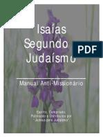 Isaias segundo o judaismo