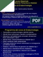 Introduzione all endocrinologia