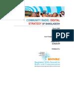 Community Radio and Digital Strategy in Bnagladesh