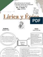 Lirica y Epicaa