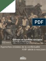 Actas Do Congresso Sobre Greves e Conflitos Sociais Actes_-_Approches_croisees_de_la_conflictualite