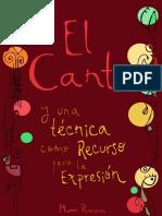 El Canto y una Técnica como Recurso para la Expresión