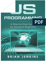 JavaScript Programming - A Step-by-Step Guide for Absolute Beginners