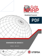 Guia MAAP TTE-160 Seminario de Grado II