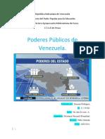 Poderes Publico en Venezuela (Premilitar)
