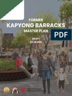 Kapyong Barracks Master Plan