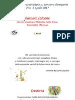 FALCONE CREATIVITA E PENSIERO DIVERGENTE