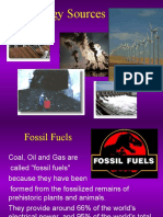 2 - Energy Sources
