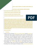 Draft PCF6 Contribution