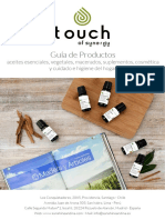 CATALOGO TOUCH 2020 AGO