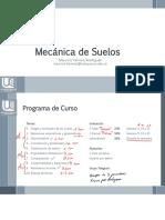2021-02-09 - Clase1 Mecánica de Suelos