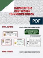TRIG - PPT - 03 - IDENTIDADES TRIGONOMETRICAS
