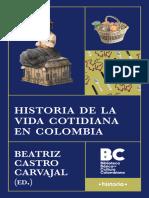 Historia de la vida cotidiana e - Castro Carvajal, Beatriz,