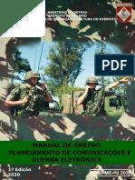 EB60-ME-12.303 Planejamento de Comunicações e Guerra Eletrônica SET 20
