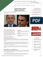 Assessor de Bolsonaro quer salas separadas para negros e pobres _ Partido dos Trabalhadores
