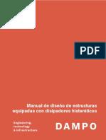 Manual de Diseño de Estructuras Equipadas Con Disipadores Sismicos