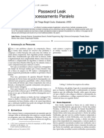 Andre Couto - Password Leak - Processamento Paralelo