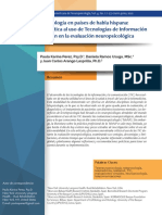Teleneuropsicologia en paises de habla hispana