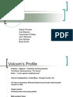 Volcom Financial Analysis Presentation (1)