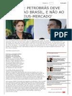 Dilma_ Petrobrás deve servir ao Brasil, e não ao 'deus-mercado' _ Brasil 247