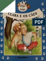Clara e os cães