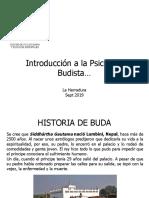 clase 1 Introduccion a Budismo