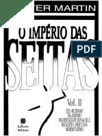 O Império das Seitas Vol. 2 - Walter Martin - BETÂNIA