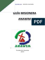 GUIA DEL MISIONERO ANAWIM