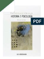 Introcion a La Historia de La Psicologia. Modulo 1