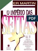 O Império Das Seitas Vol. 4 - Walter Martin - BETÂNIA