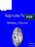 1.1. Sistema de Unidades, Magnitudes Físicas