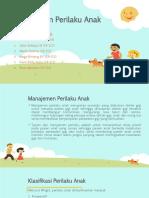 Manajemen Perilaku Anak B2