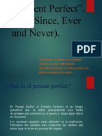 Present Perfect (1)
