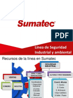SUMATEC - BROCHURE LÍNEA DE SEGURIDAD INDUSTRIAL