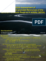 AK Oil-Gas Reserves Assessement - 2010 - USGS