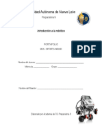 Introduccion a La Robotica Portafolio2daOp