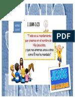 Que Creamos en Jesús