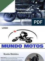 Producción de Motopartes