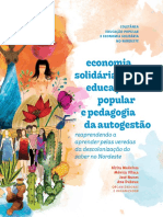Livro MEDEIRO DUBEUX VILAÇA - EcoSol e Pedagogia da Autogestão