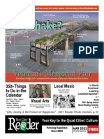 River Cities Reader #983 - March 2021