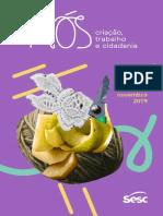 Livro SESC Caderno_Programação_Nós_criação, trabalho e cidadania